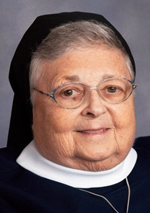 Sister Immaculata Mary Jerome, I.H.M.