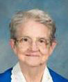 Sister Miriam Esther Naughton, S.S.J.