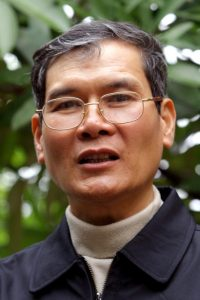 Father Thaddeus Nguyen Van Ly, is pictured in an undated photo. (CNS photo/Kham, Reuters)