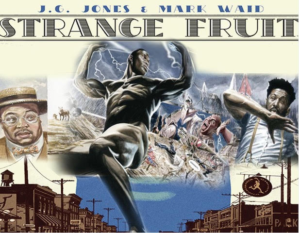 "This is an image from the comic book series ""Strange Fruit."" (CNS photo/Boom Studios)"
