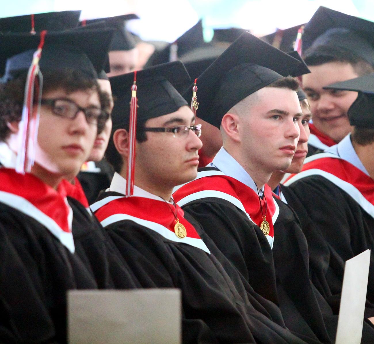 High School Class President Commencement Speeches | just b ...