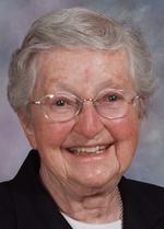 Sister Ann Rosaire Bradley, O.S.F.