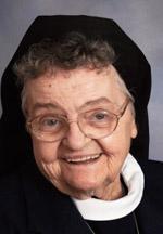 Sister Marie Cecile Reardon, I.H.M.
