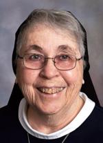 Sister Trinita Marie Amorosi, I.H.M.