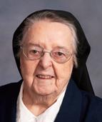 Sister Catherine Agnes, I.H.M.