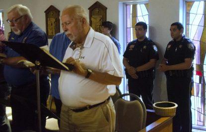 Baton Rouge Catholic community works to promote peace after