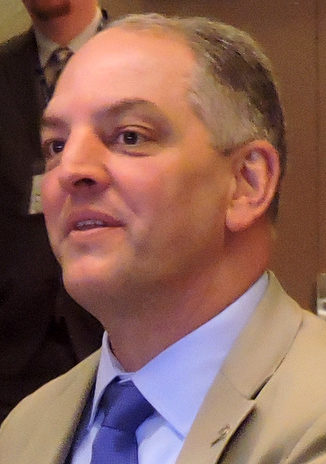 Democratic Gov. John Bel Edwards of Louisiana. (CNS photo/Elizabeth Evans)