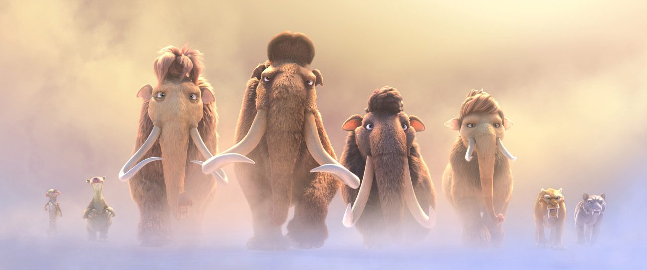 "This is a scene from the movie ""Ice Age: Collision Course."" (CNS photo/20th Century Fox Film)"