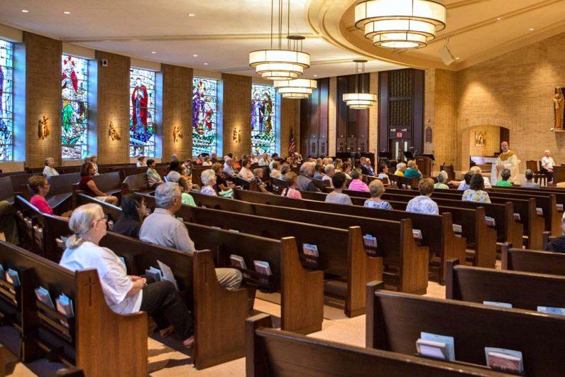 St John Chrysostom Mass for Peace 1