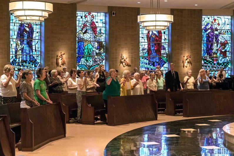 St John Chrysostom Mass for Peace 5