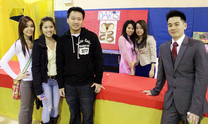 Young members of the Vietnamese community gather at the Community Center at Visitation in Philadelphia's Kensington section, in this file photo. The center is a recipient of a 2016 Catholic Campaign for Human Development grant. (Sarah Webb)