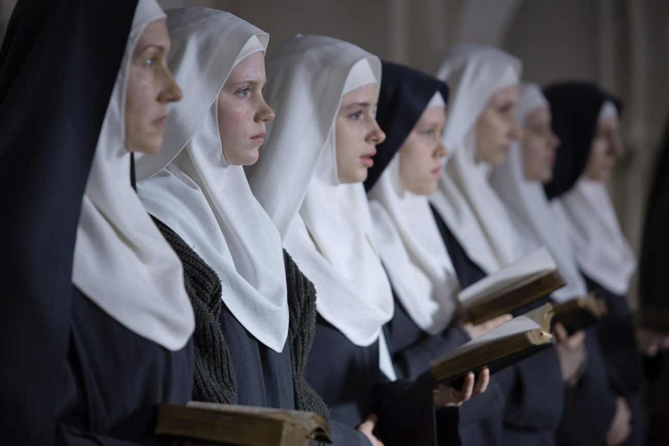 "This is a scene from the movie ""The Innocents."" (CNS photo/Music Box Films)"