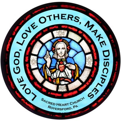 Sacred Heart Parish logo