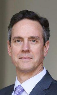 Sean Callahan (CNS photo/Philip Laubner, CRS)