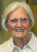 Sister Ruth McCarthy, S.H.C.J.