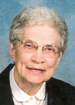 Sister Marie Clare Kleschick, S.S.J.