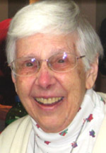 Sister Ruth Held, A.C.J.