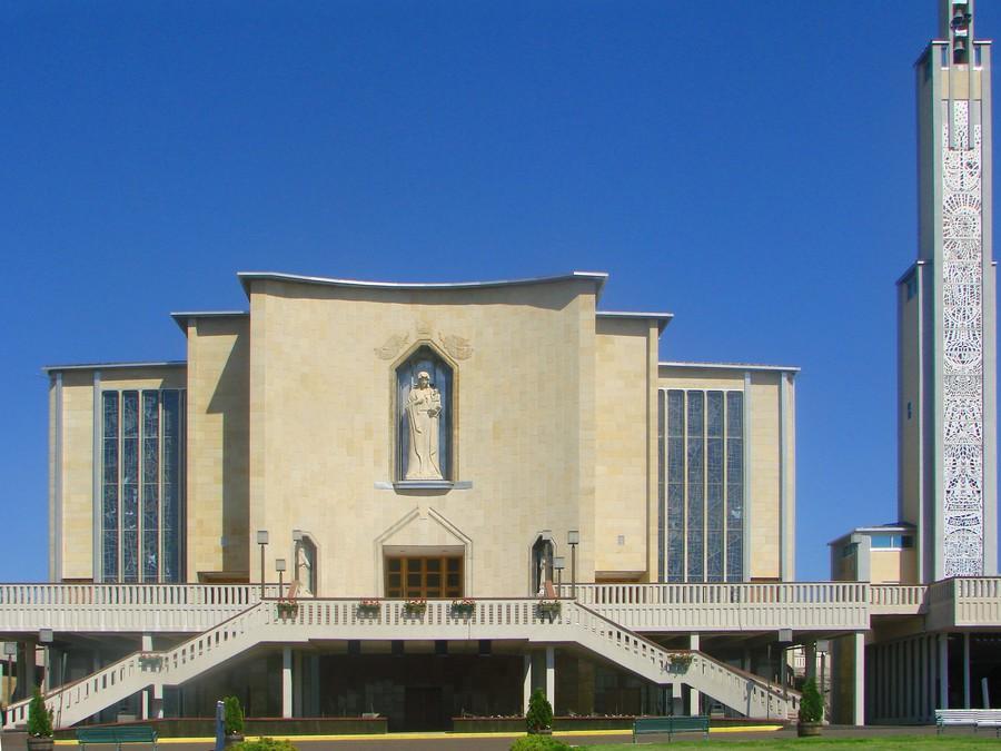 Photo courtesy of National Shrine of Our Lady of Czestochowa, Doylestown.