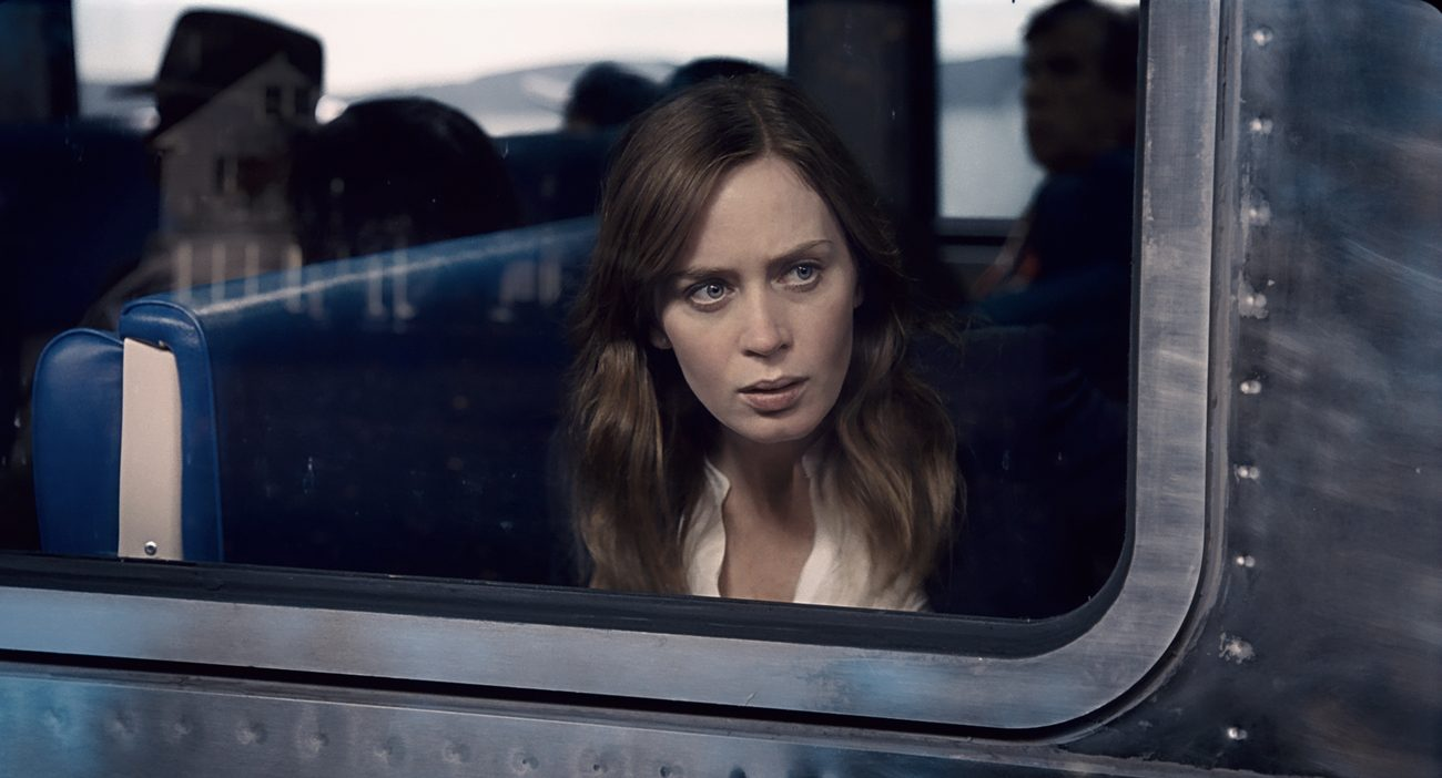 "Emily Blunt stars in a scene from the movie ""The Girl on the Train."" The Catholic News Service classification is O -- morally offensive. The Motion Picture Association of America rating is R -- restricted. Under 17 requires accompanying parent or adult guardian. (CNS photo/Universal)"