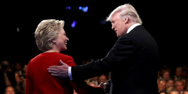 Clinton ahead among Catholics in poll; Latinos, white women lead way