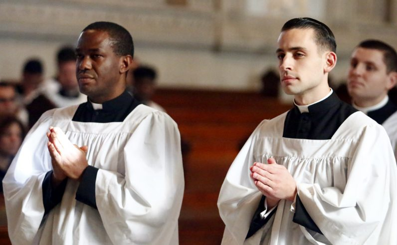 Kevin C. Okafor and Louis J. Monica Jr. are seminarians for the Archdiocese of Philadelphia.
