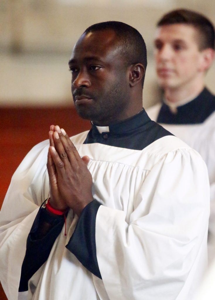 Martin R. Okwudiba is a seminarian for the Archdiocese of Philadelphia.