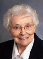Sister Bernadette of Lourdes Moerman, I.H.M.