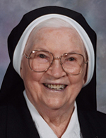 Sister Columbkill O'Connor, O.S.F.