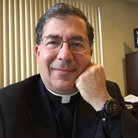 Father Frank Pavone, of the Diocese of Amarillo, Texas. (Photo from Facebook)