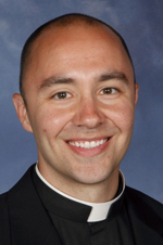 Father Sean Loomis of the Deaf Apostolate of the Archdiocese of Philadelphia.