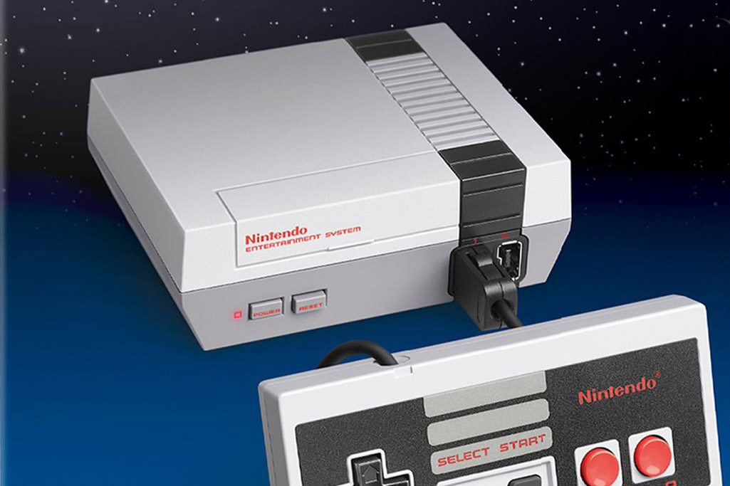 Nintendo recently released the NES Classic Edition, a mini-version of the Nintendo Entertainment System that enjoyed wide popularity in the 1980s. The updated device has been flying off the store shelves and has been selling for several hundred dollars on eBay. (CNS photo/Nintendo)