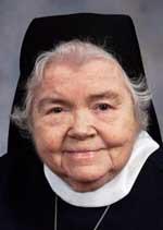 Sister Virgo Maria Werner, I.H.M.