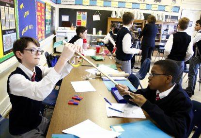 Its Catholic Schools Week In The Philadelphia Archdiocese