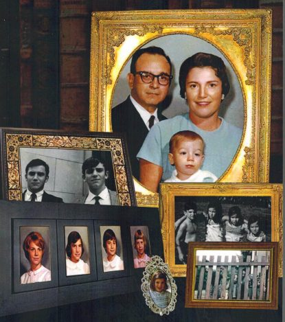 """The Gambescia family, from the book """"Every child, no matter how many, is special,"""" by Stephen Gambescia."""