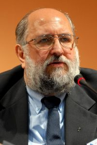 Luis Fernando Figari, founder of Sodalitium Christianae Vitae, is pictured in a 2006 photo.(CNS photo/Daniele Colarieti, EPA)