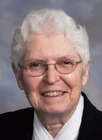 Sister M. Francis Bernard Butt, I.H.M.
