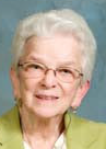 Sister Helen Patricia Feeley, S.S.J.