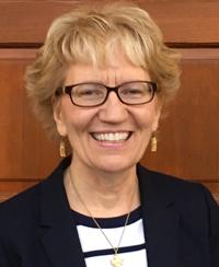 Ann Marie Braca, newly named principal of Waldron Mercy Academy.