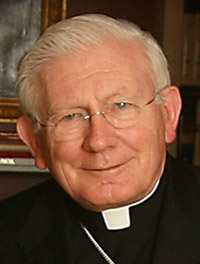 Cardinal William Keeler, retired archbishop of Baltimore. (Photo courtesy of Archdiocese of Baltimore)