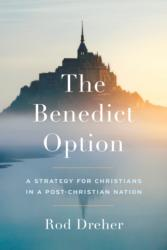 DREHER BENEDICT OPTION BOOK COVER