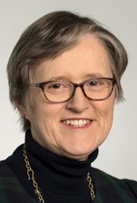 Susan M. Donovan (CNS photo/Ruby Thomas, The Record)