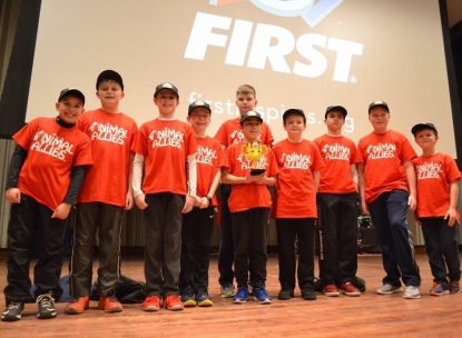 Holy Cross Robotics-1