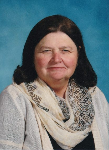 Margaret Egan, principal of SS. Peter and Paul School, West Chester.