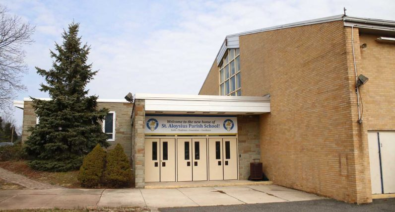 St. Aloysius School will receive students of the Pottstown parish school this September. Sarah Webb)