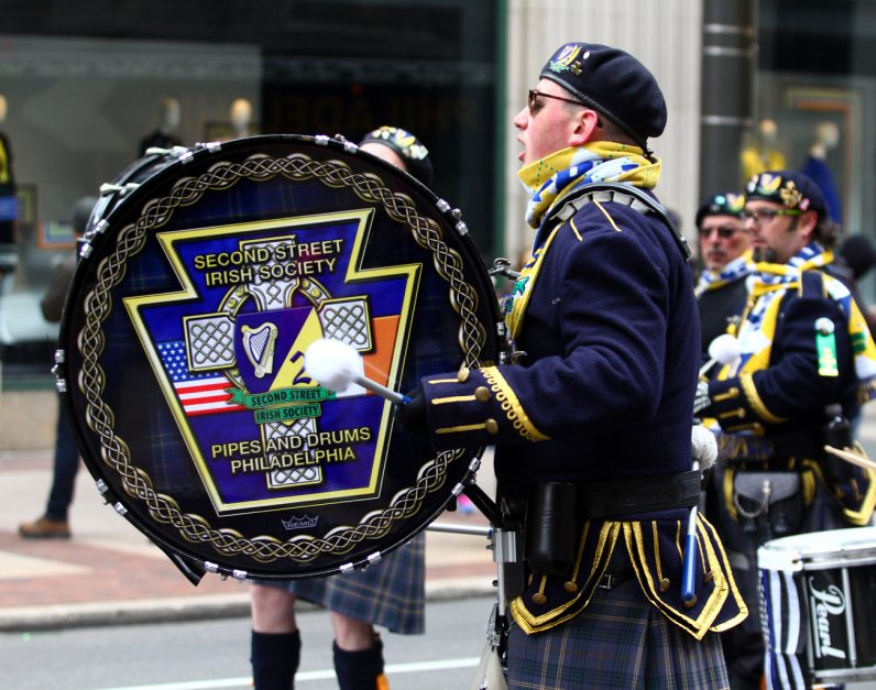 Second Street Irish Society Pipes and Drums