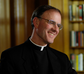 Father Timothy Gallagher, O.M.V.