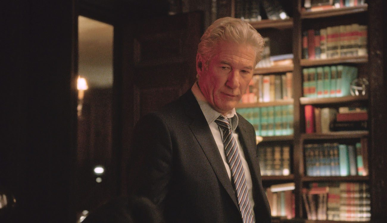 """Richard Gere stars in a scene from the movie """"The Dinner.""""  (CNS photo/The Orchard)"""