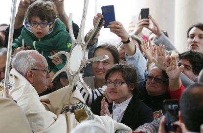 Pope Canonizes Two Child Visionaries in Fátima, Portugal