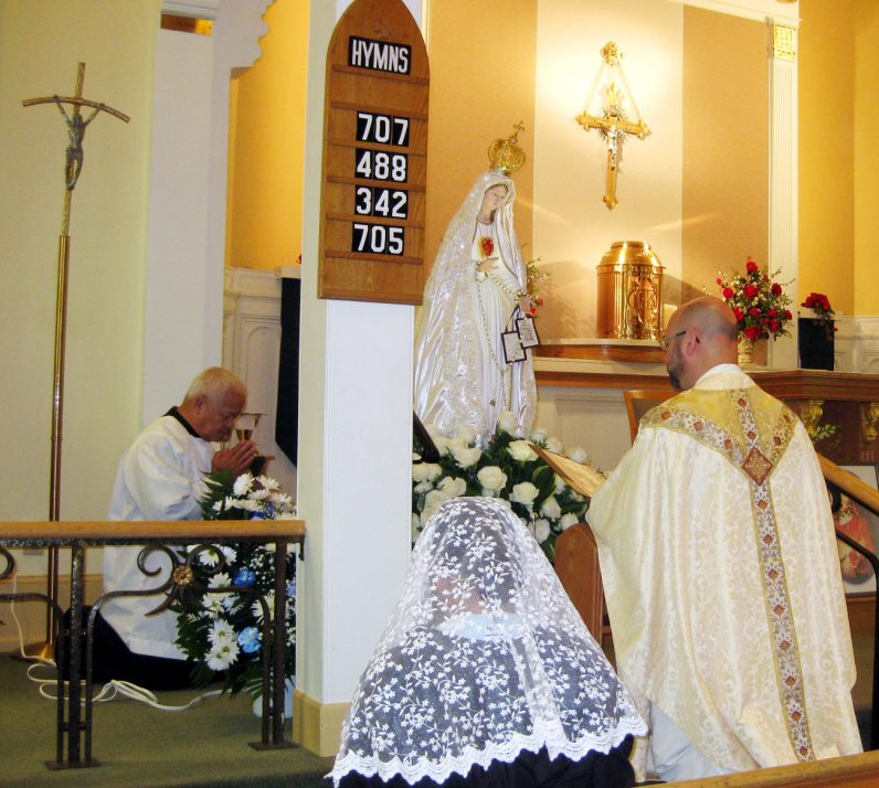 -Our Lady of Fatima Centenial Prayer of Consecration of the__ Parish 2 06162017(1)