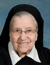 Sister Charlotte Therese McGrillis, S.S.J.